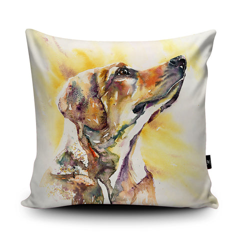 Labrador Cushion by Liz Chaderton