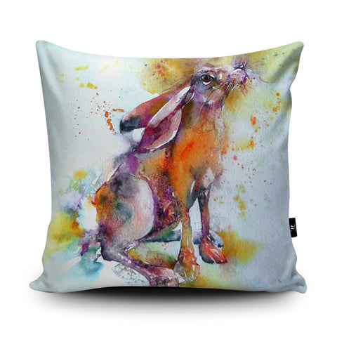 Living Life in the Sun Cushion by Liz Chaderton