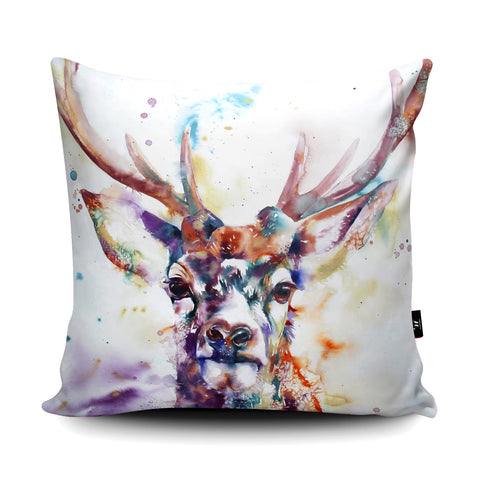 Stillness Cushion by Liz Chaderton
