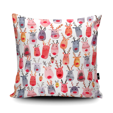 Reindeer Cushion by Ninola Design