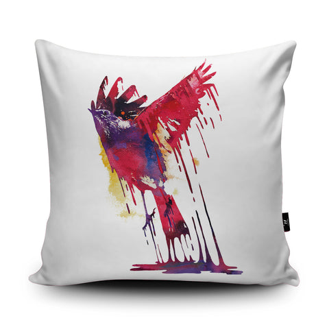 Great Emergence Cushion by Robert Farkas