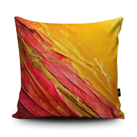 Fiesta Cushion by Rosalind Dando
