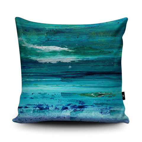 Seascape Cushion by Peter Murray