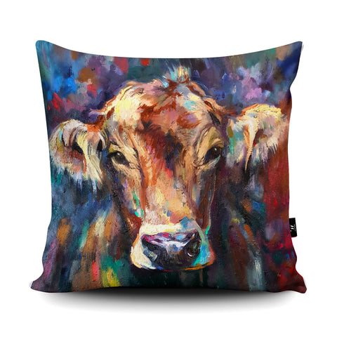 Calf Cushion by Sue Gardner