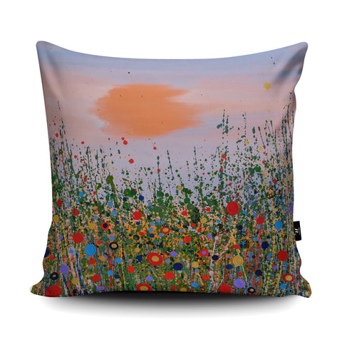 Festival Dreams Cushion by Tracey Cooper