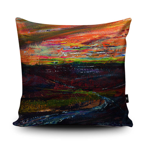 Twilight Cushion by Peter Murray