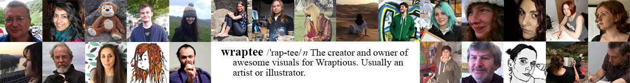 Wraptious Artists