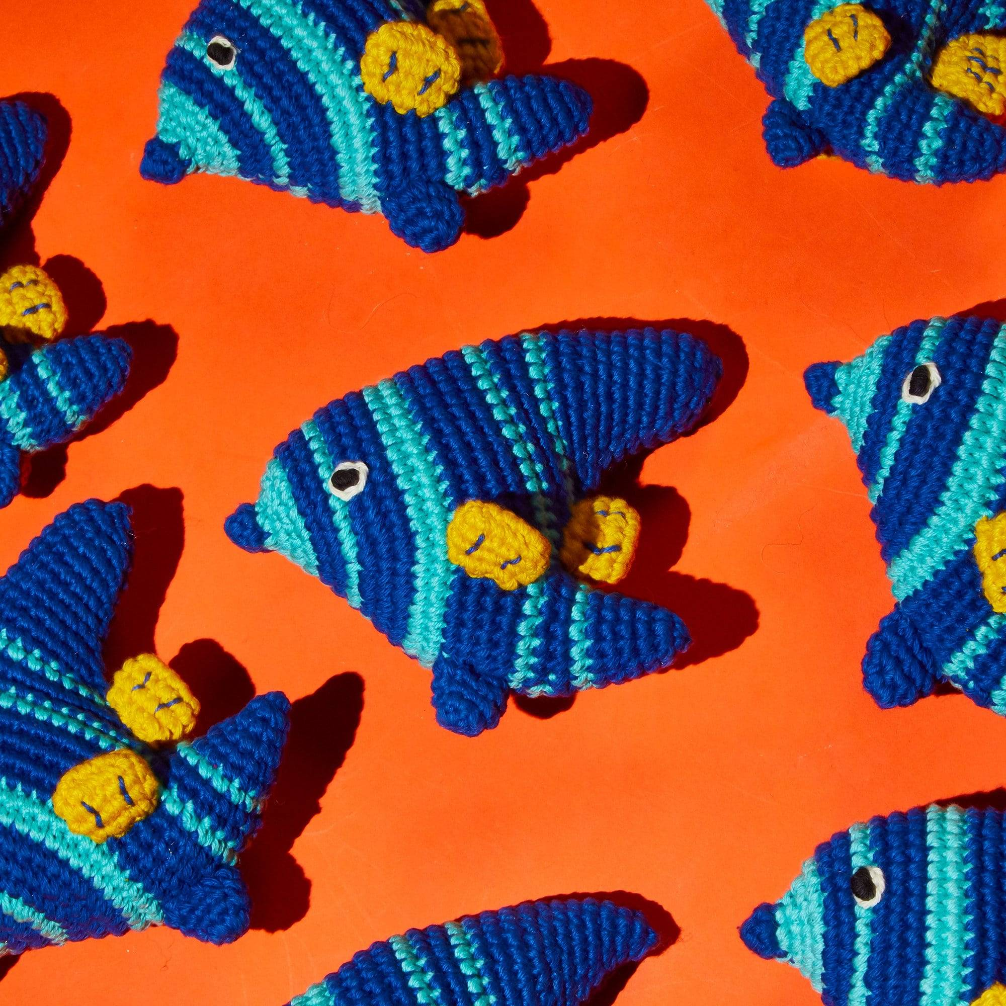 Fish Crochet Toy - [Holler Brighton]