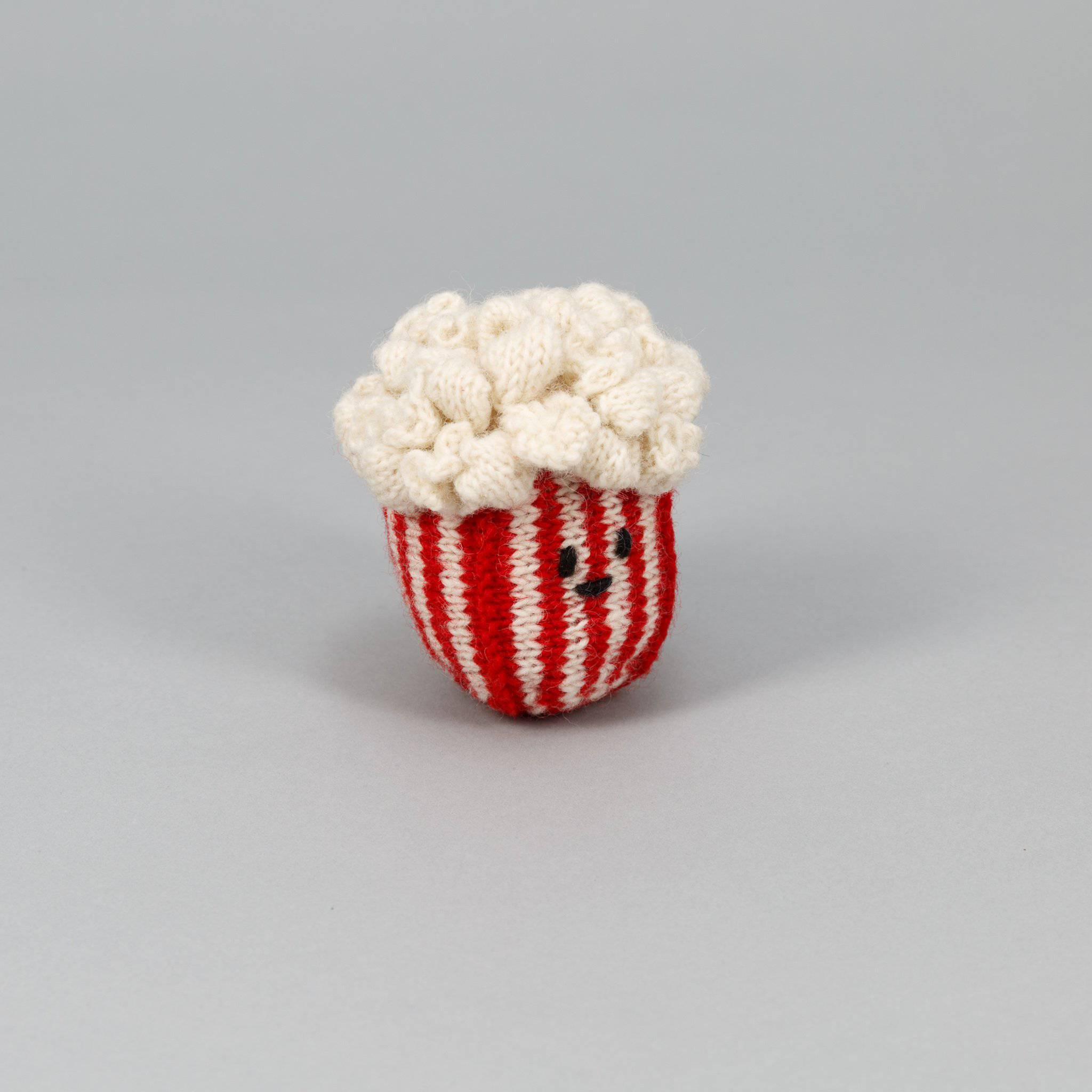 Popcorn Knitted Toy - Holler Brighton