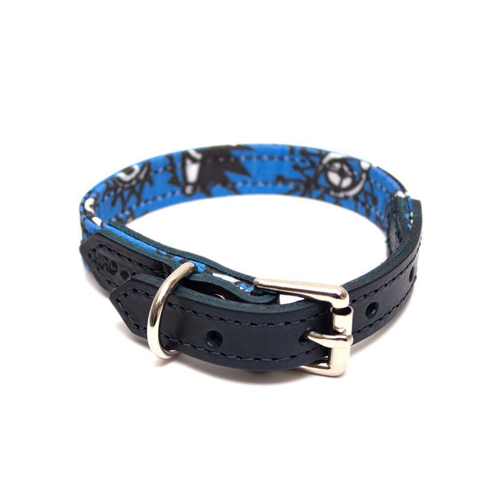 Blue Eyes Collar - [Holler Brighton]
