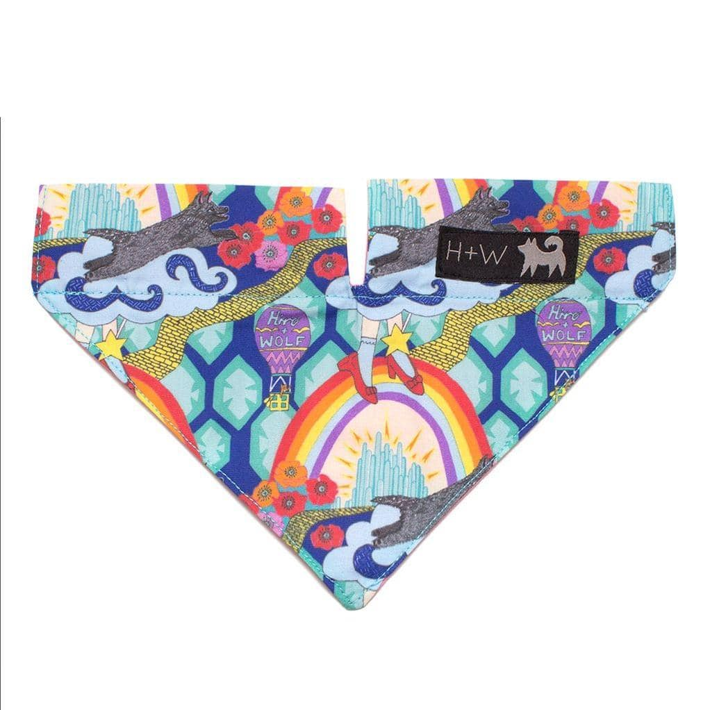 Wizard Of Dog Bandana - [Holler Brighton]