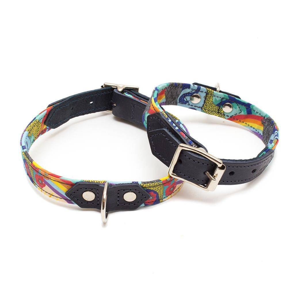 Wizard of dog - Dog Collar - [Holler Brighton]