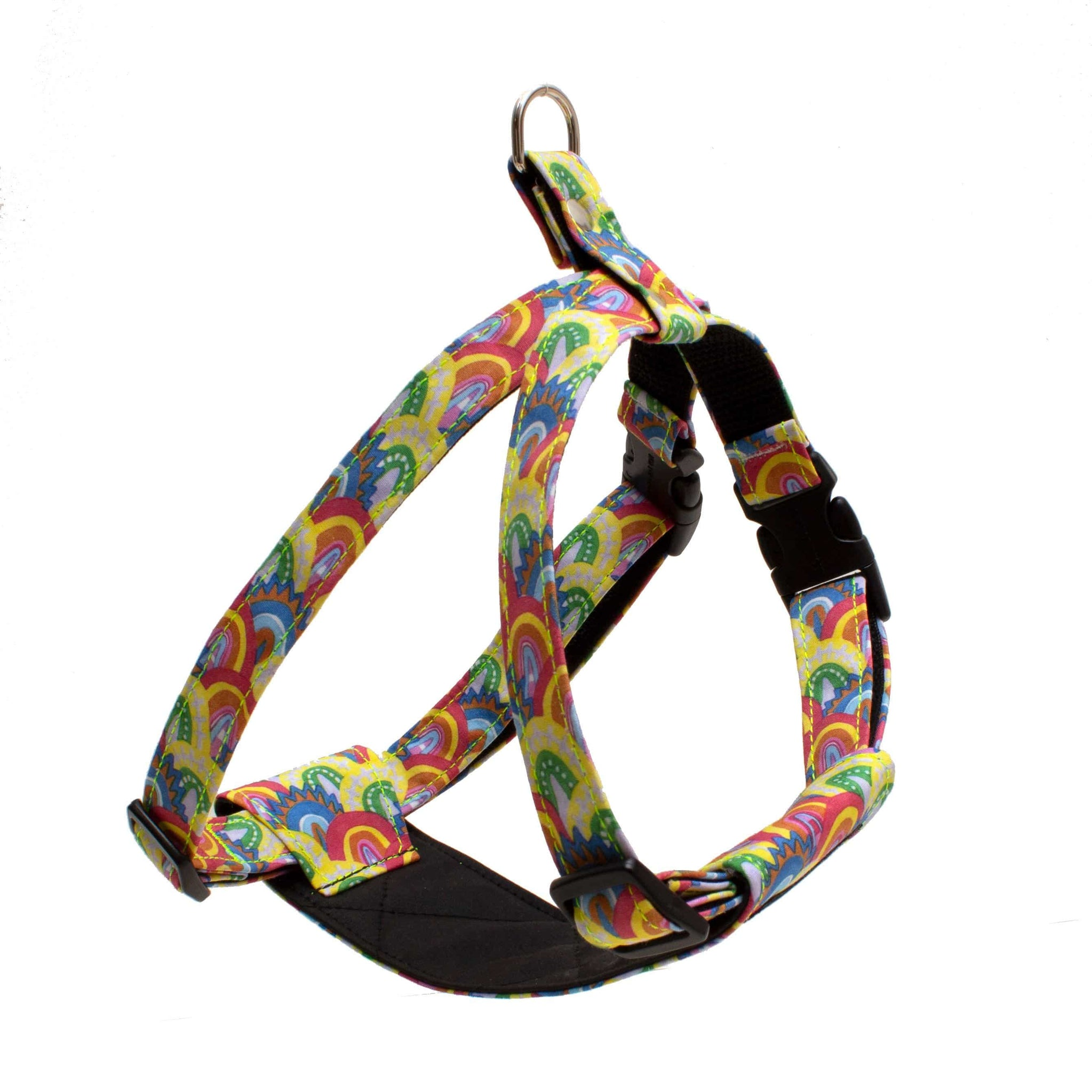 Over The Rainbow Harness - Holler Brighton