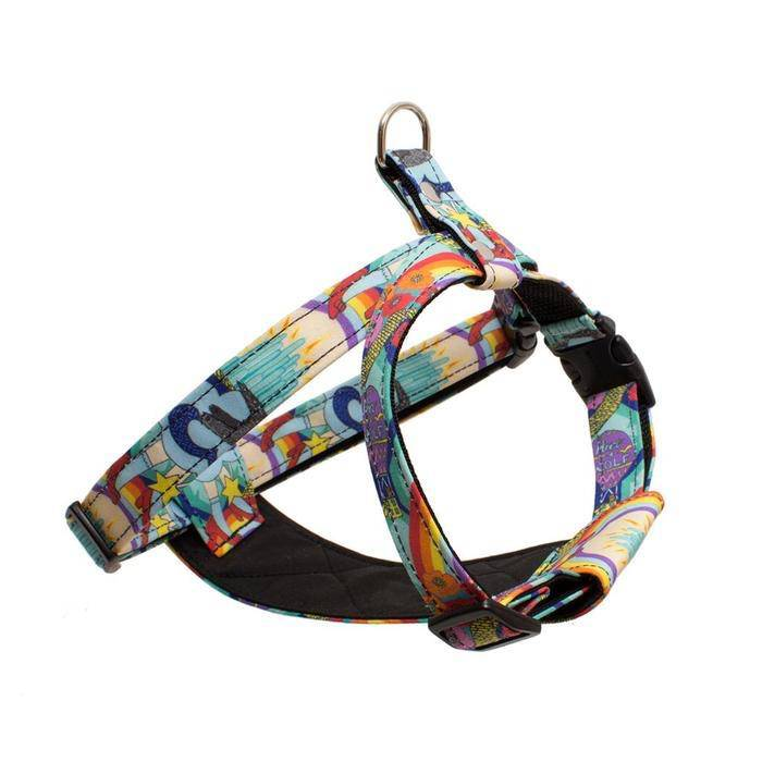 Wizard of dog Harness - [Holler Brighton]