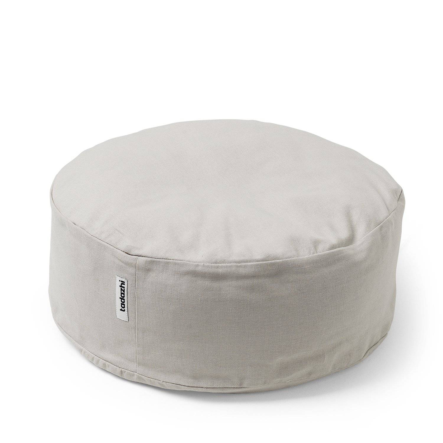 Sandy Beige - Raised Circular Cushion Bed - Holler Brighton