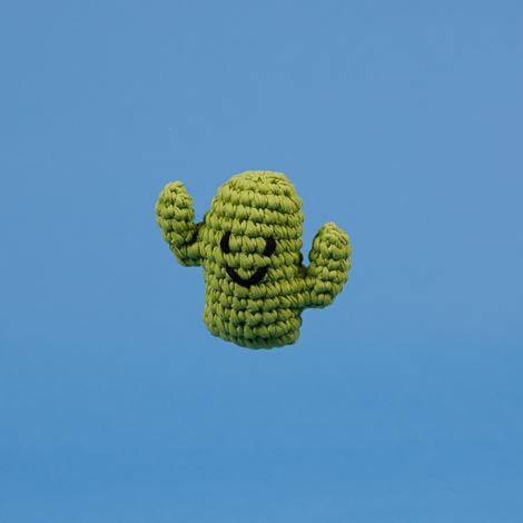 Cactus Crochet Toy - Holler Brighton