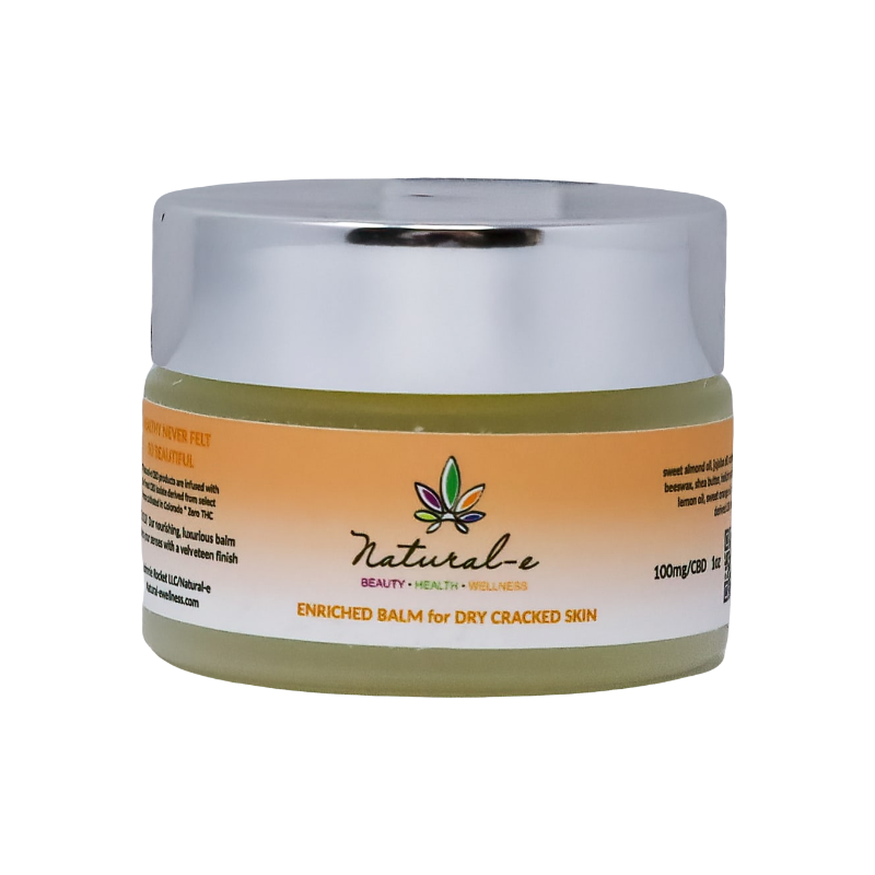 Enriched Balm for <br><br>Dry Cracked Skin