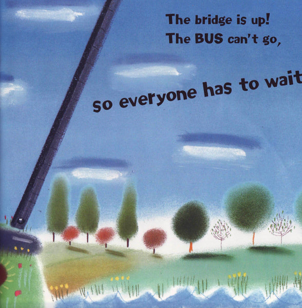 The Bridge Is Up!  - Duo Set: Book and Downloadable Word-for-Word Song
