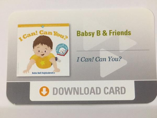 """I Can! Can You?"" Download Card"
