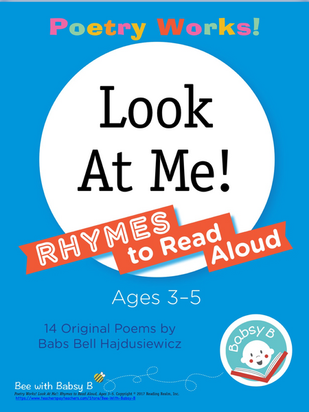 Poetry Works! Look At Me! Rhymes to Read Aloud, Ages 3–5 (Digital Download)