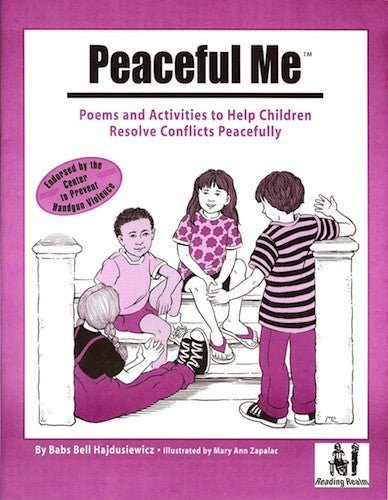Peaceful Me - Activity Book