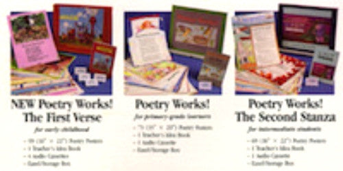 Poetry Works!  - Poem Poster Pack