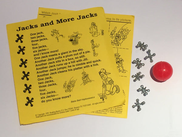 Jacks and More Jacks - Toy