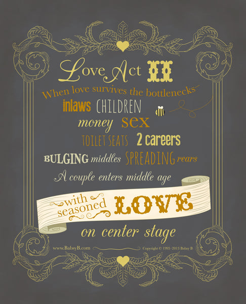 Love Act II - Poster