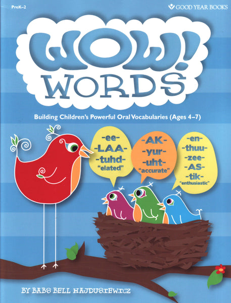 WOW! Words  - Activity Book