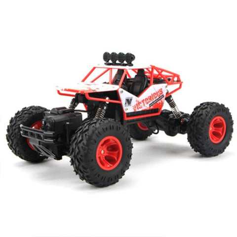4WD RC Off-Road Truck