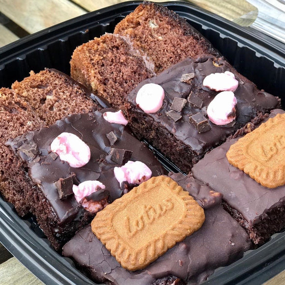 Vegan Cake Pack (Rocky Road Addition)