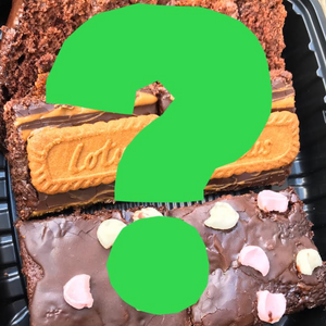 Cake, Blondie and Brownie Mystery Box