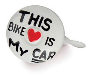 Bike Bell- This Is My Car