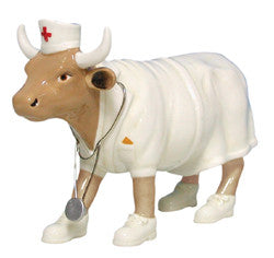 Cow Parade Nurse Nightencow