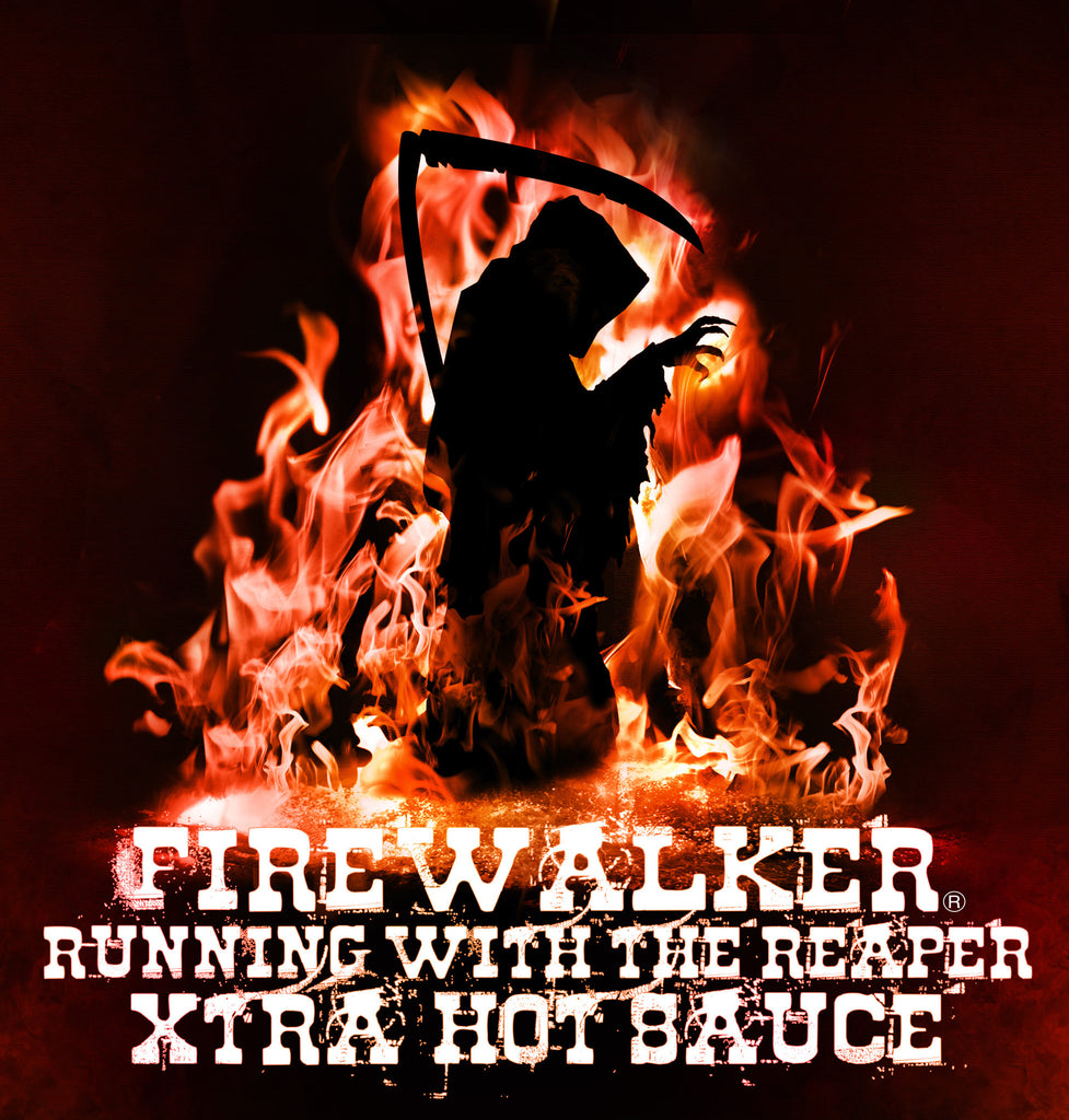 Firewalker Hot Sauce- Running With The Reaper