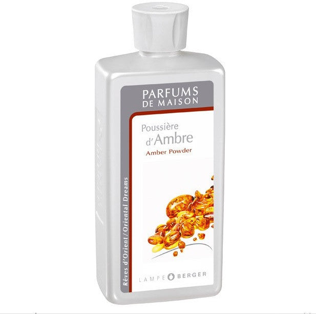 Fragrance - Amber Powder (Poussiere D'Aambre) 500ml