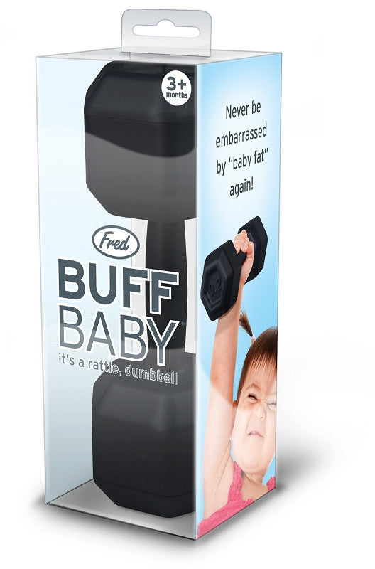 Buff Baby - Dumbbell Rattle
