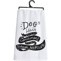Dog Hair Towel