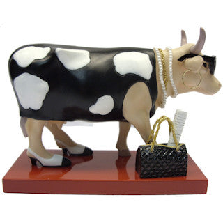 Cow Parade Fashion-A-Bull