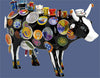Cow Parade MOO POTTER (MEDIUM EDITION)