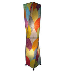 Twist Table / Floor Lamp - Multi