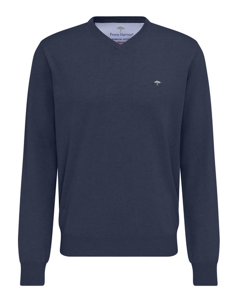 Fynch Hatton Night V-Neck Knit