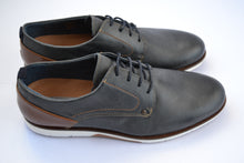 Load image into Gallery viewer, Morgan & Co. Navy Laced Casual Shoe