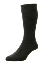 Load image into Gallery viewer, HJ90 Charcoal. The Original Wool Softop Sock, size 6-11