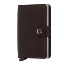 Load image into Gallery viewer, SECRID Original Dark Brown Mini Wallet
