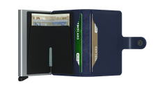 Load image into Gallery viewer, SECRID Original Navy Mini Wallet