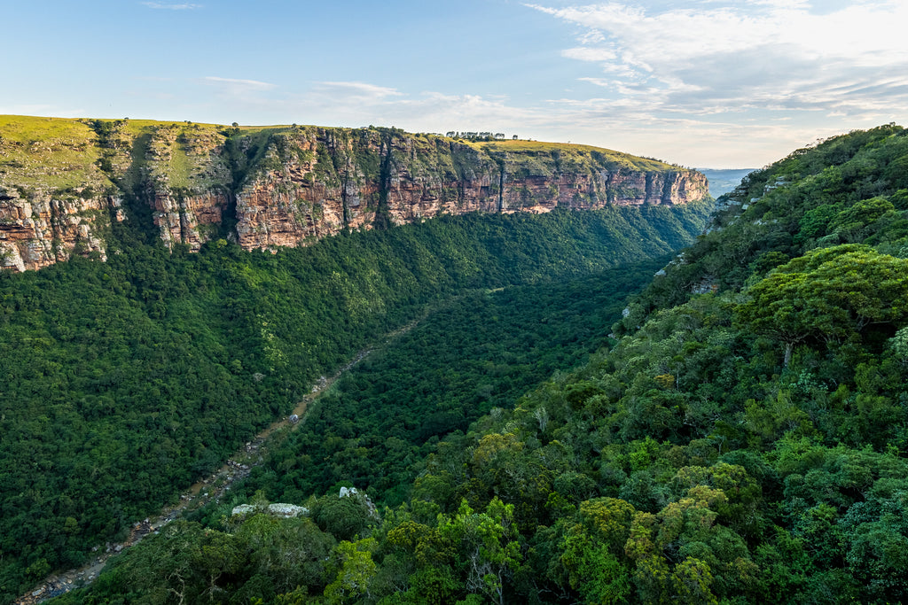 Oribi Gorge near Port Shepstone, South Africa.
