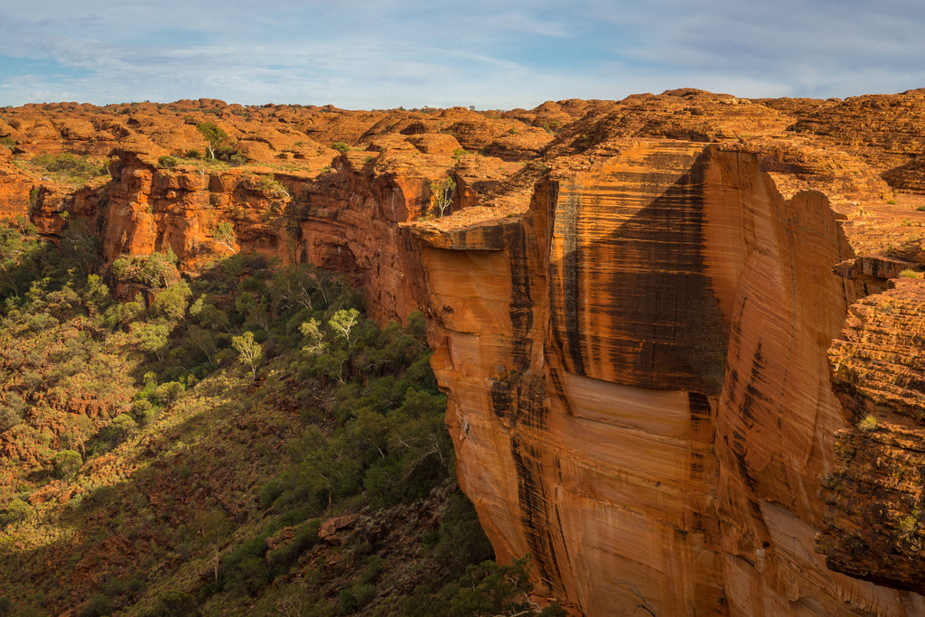 Kings Canyon, Australian Outback, Travel Landscape Photography