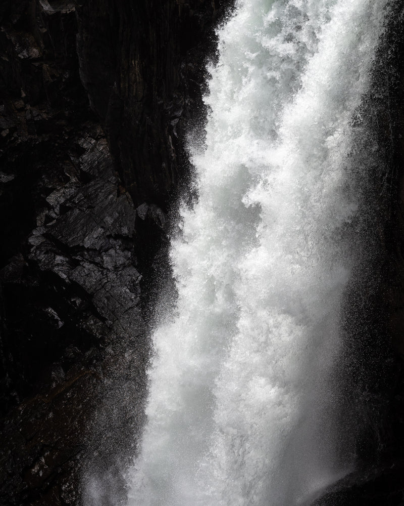 Elks Falls, Campbell River, British Columbia, Nature Photography