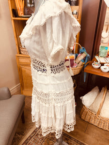 Gorgeous Free People Lace dress NWT